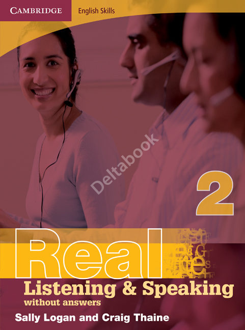 Real Listening and Speaking 2  Учебник