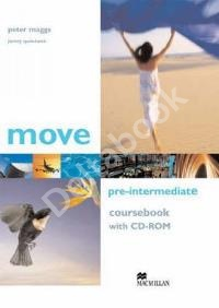 Move Pre-Intermediate Coursebook + CD-ROM   Учебник + CD-ROM
