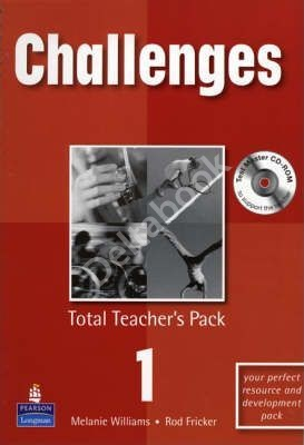 OLD Challenges 1 Total Teacher's Pack (with Test Master CD-ROM)  Книга для учителя