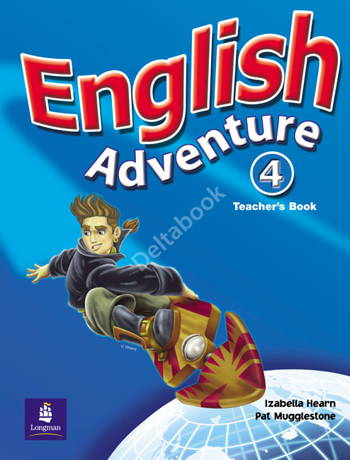 English Adventure 4 Teacher's Book  Книга для учителя