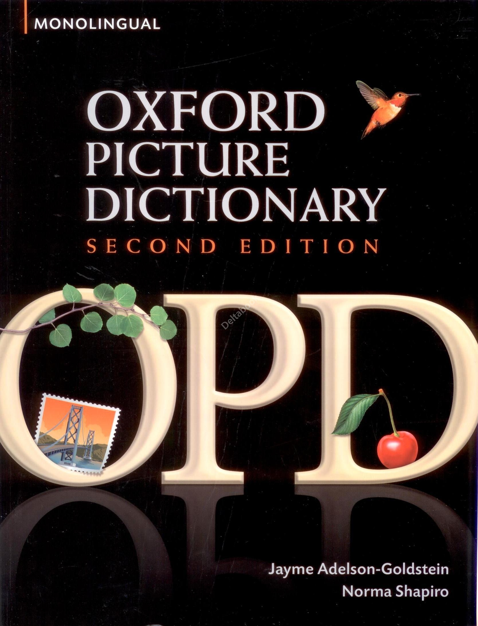Oxford Picture Dictionary Monolingual (2nd Edition)