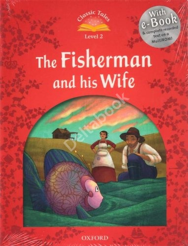 The Fisherman and his Wife e-Book + Audio