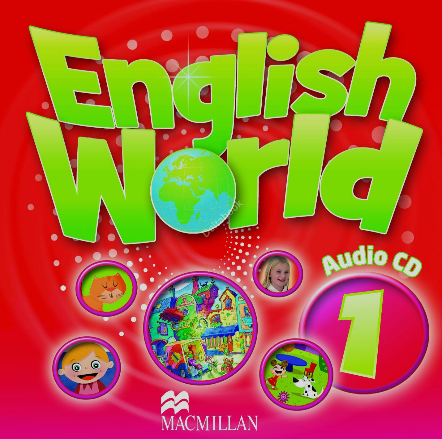 English World 1 Class Audio CD  Аудиодиски