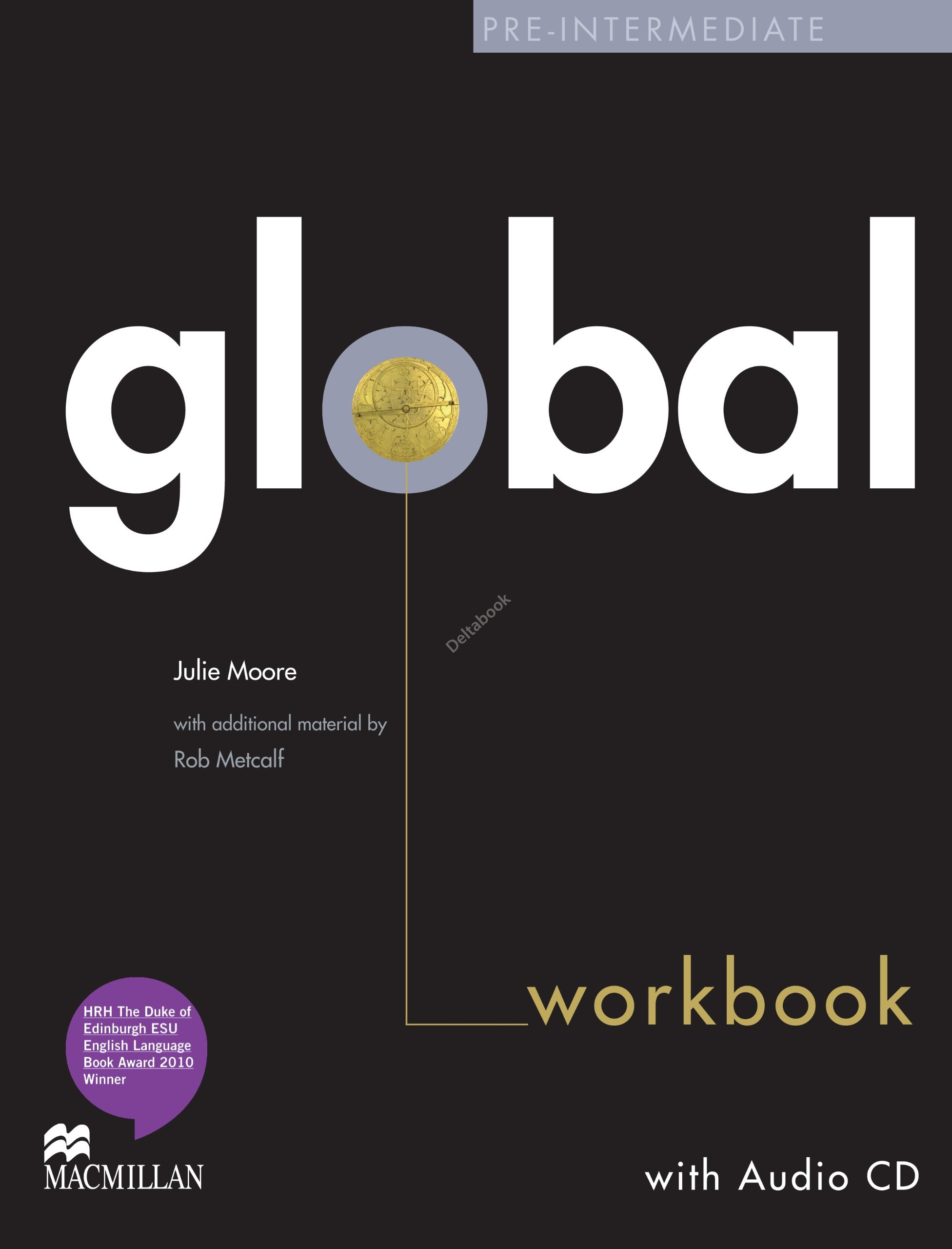 Global Pre-Intermediate Workbook + Audio CD  Рабочая тетрадь