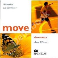 Move Elementary Audio CD   Аудио CD