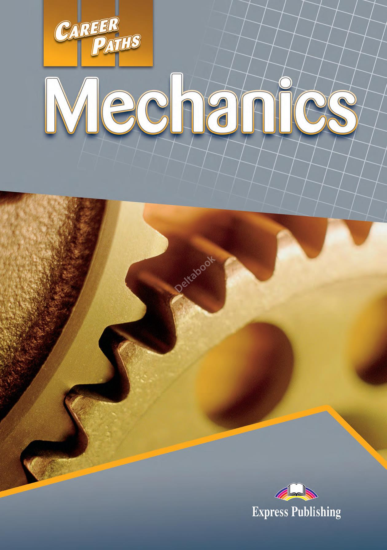 Career Paths Mechanics Student's Book  Учебник