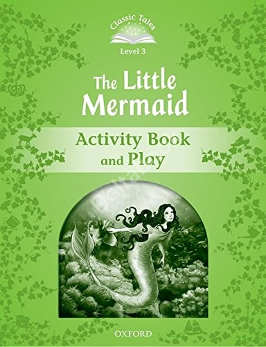 The Little Mermaid Activity Book and Play