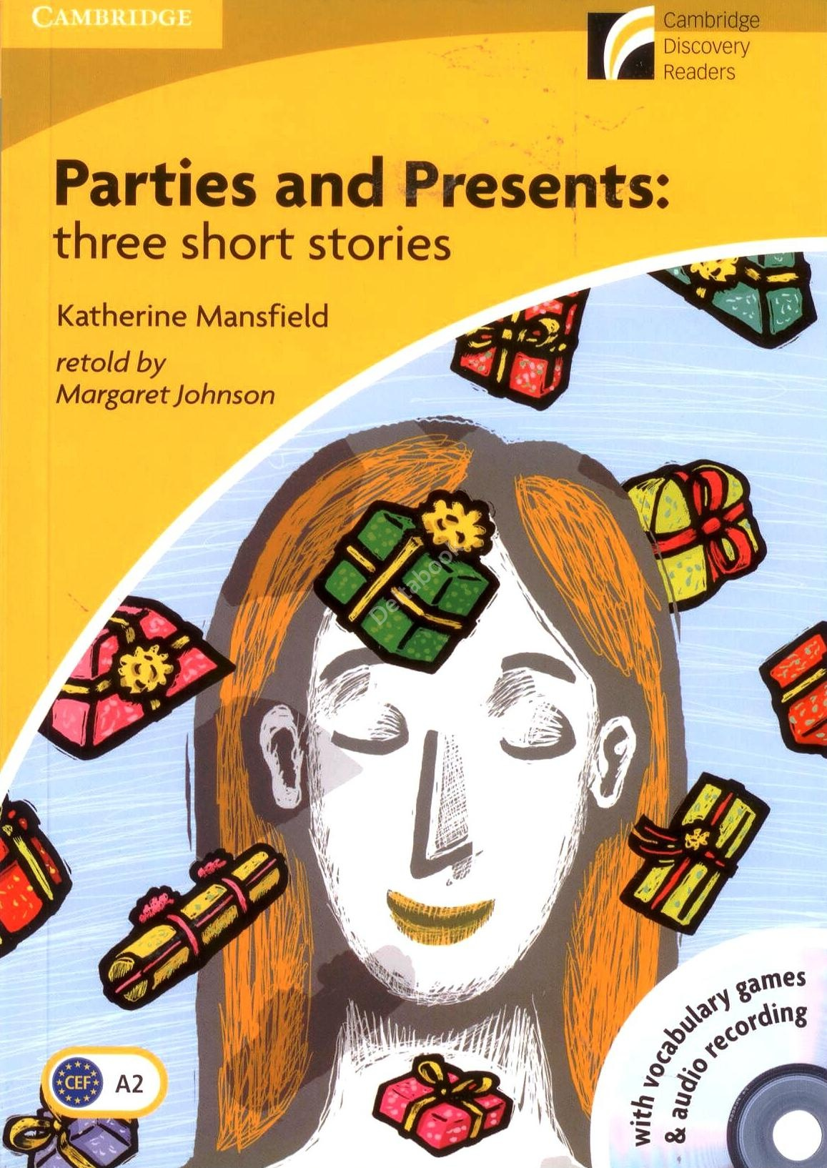 Parties and Presents: three short stories + CD-ROM