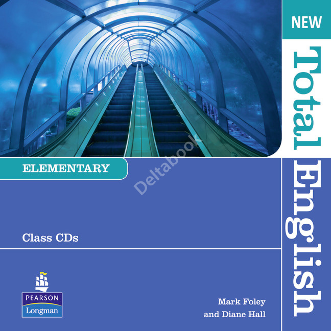 New Total English Elementary Class CDs  Аудиодиски