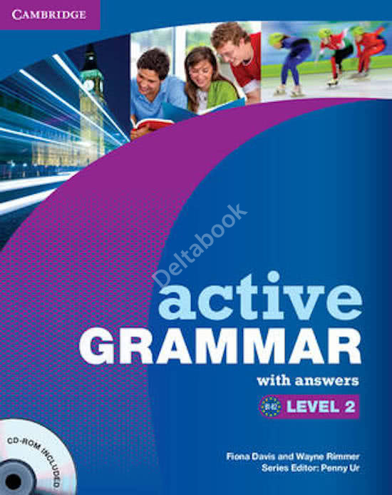 Active Grammar 2 + CD-ROM + Answers  Учебник + ответы