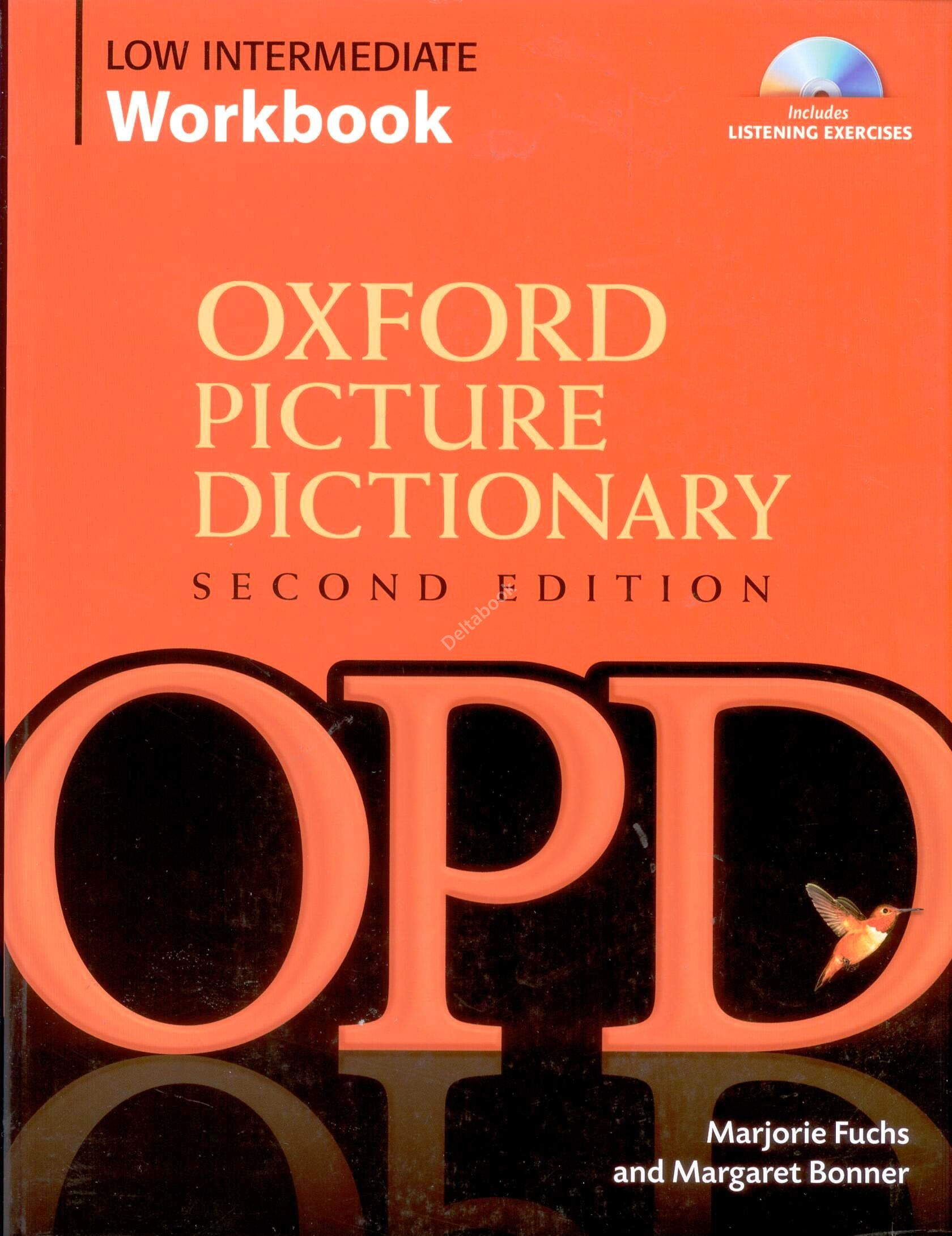 Oxford Picture Dictionary Low-Intermediate Workbook (2nd Edition)