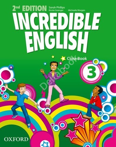 Incredible English (Second Edition) 3 Class Book  Учебник