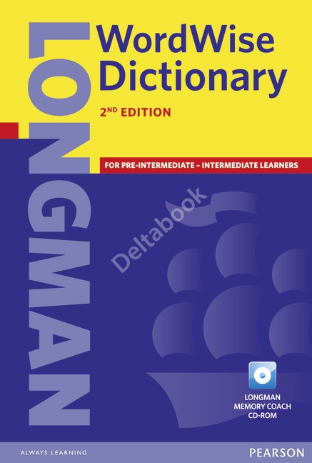 Longman Wordwise Dictionary + CD-ROM (2nd Edition)