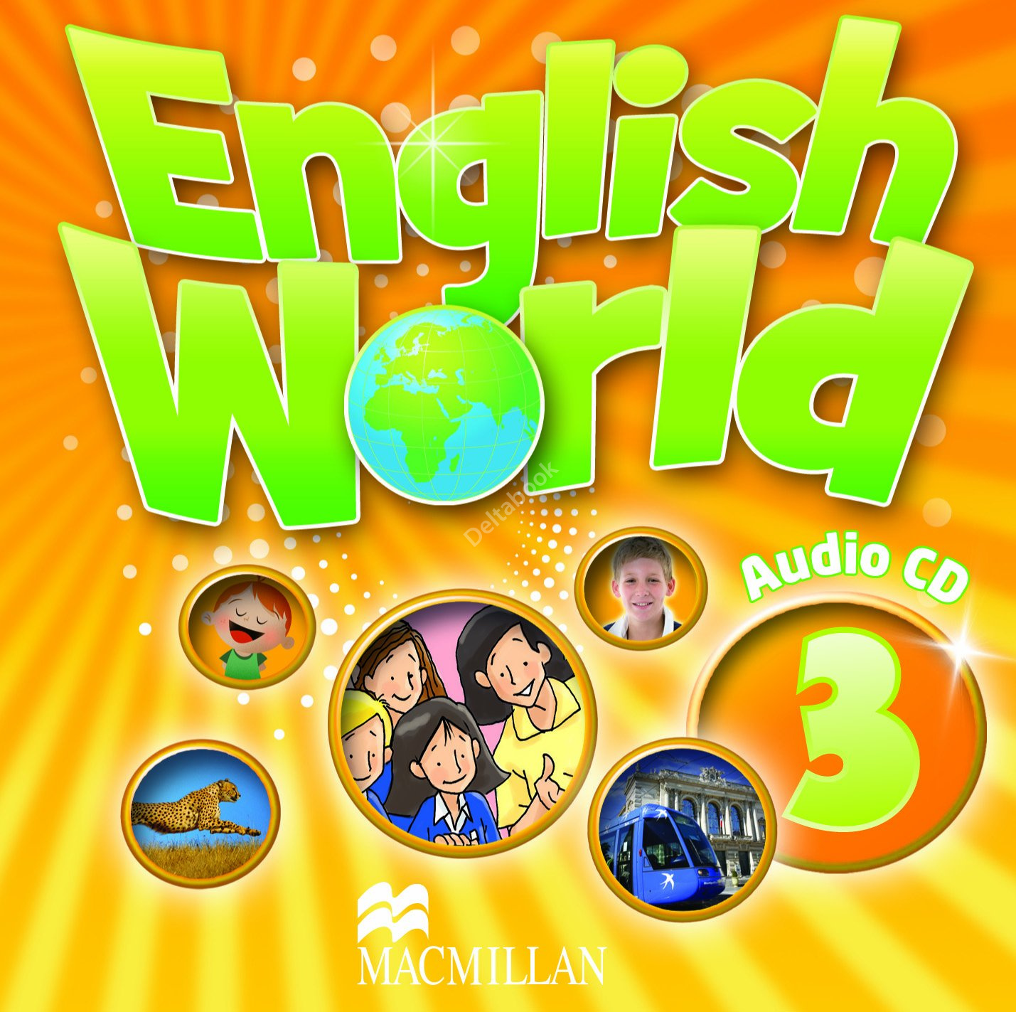 English World 3 Class Audio CD  Аудиодиски