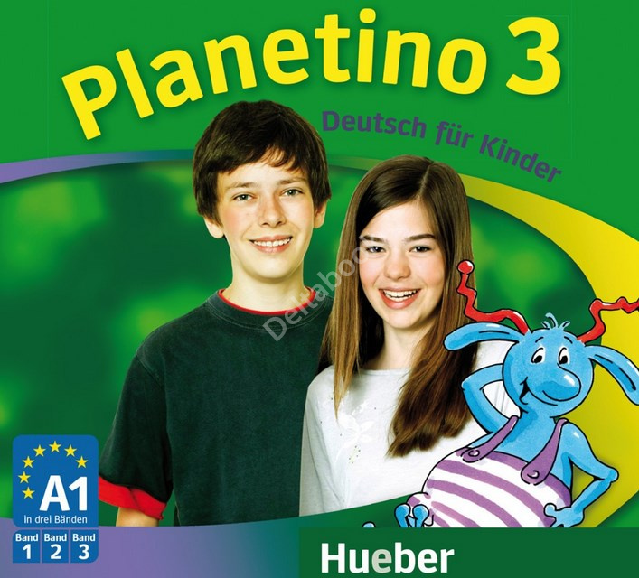 Planetino 3 Audio CDs  Аудиодиски