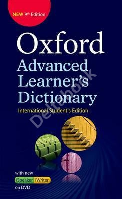 Oxford Advanced Learner's Dictionary + CD-ROM (9th Edition)