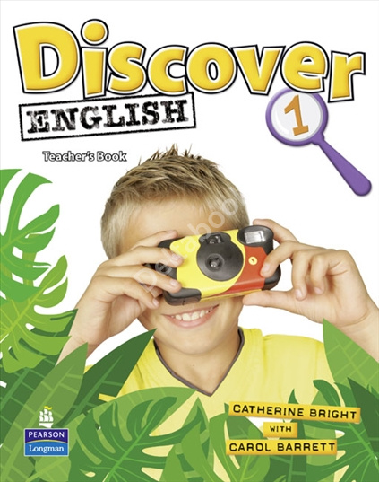 Discover English 1 Teacher's Book  Книга для учителя