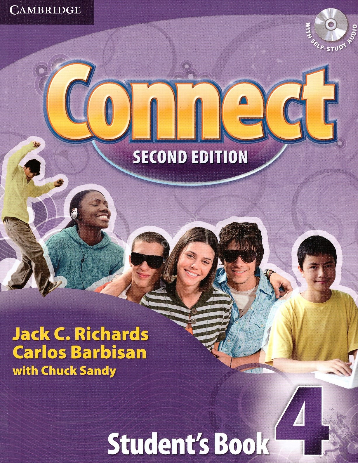 Connect 4 (Second Edition) Student's Book + Audio CD  Учебник