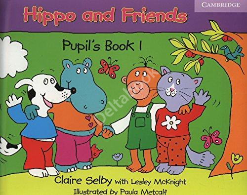 Hippo and Friends 1 Pupil's Book  Учебник