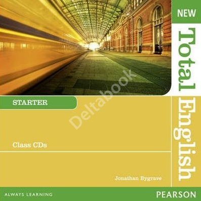 New Total English Starter Class CD (2 )   Аудио диски