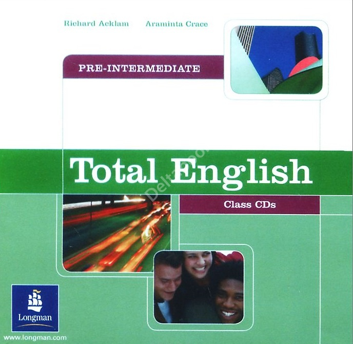 Total English Pre-Intermediate Class Audio CD (2)   Аудио диски