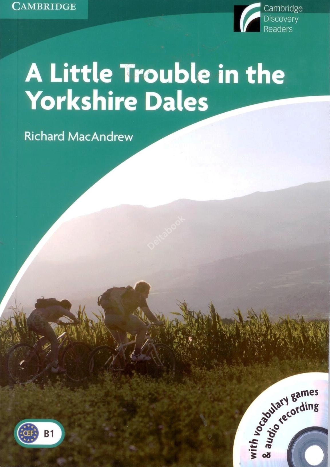 A Little Trouble in the Yorkshire Dales + CD-ROM   Adventures