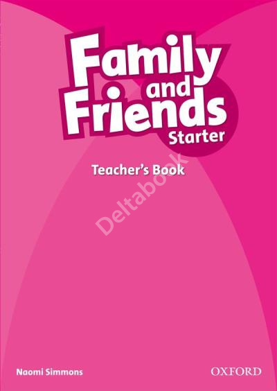 Family and Friends Starter Teacher's Book  Книга для учителя