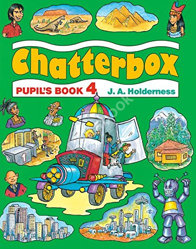 OLD Chatterbox 4 Pupil's Book   Учебник