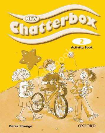New Chatterbox 2 Activity Book  Рабочая тетрадь