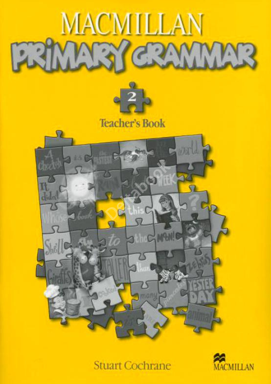 Macmillan Primary Grammar 2 Teacher's Book  Книга для учителя