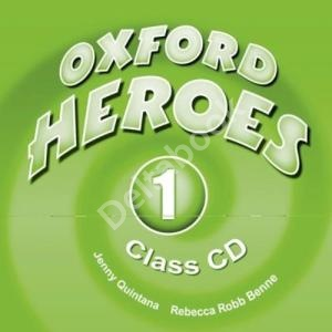 Oxford Heroes 1 Class CD (2)   Аудио диски