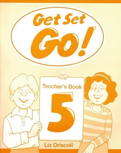 Get Set Go! 5 Teacher's Book  Книга для учителя