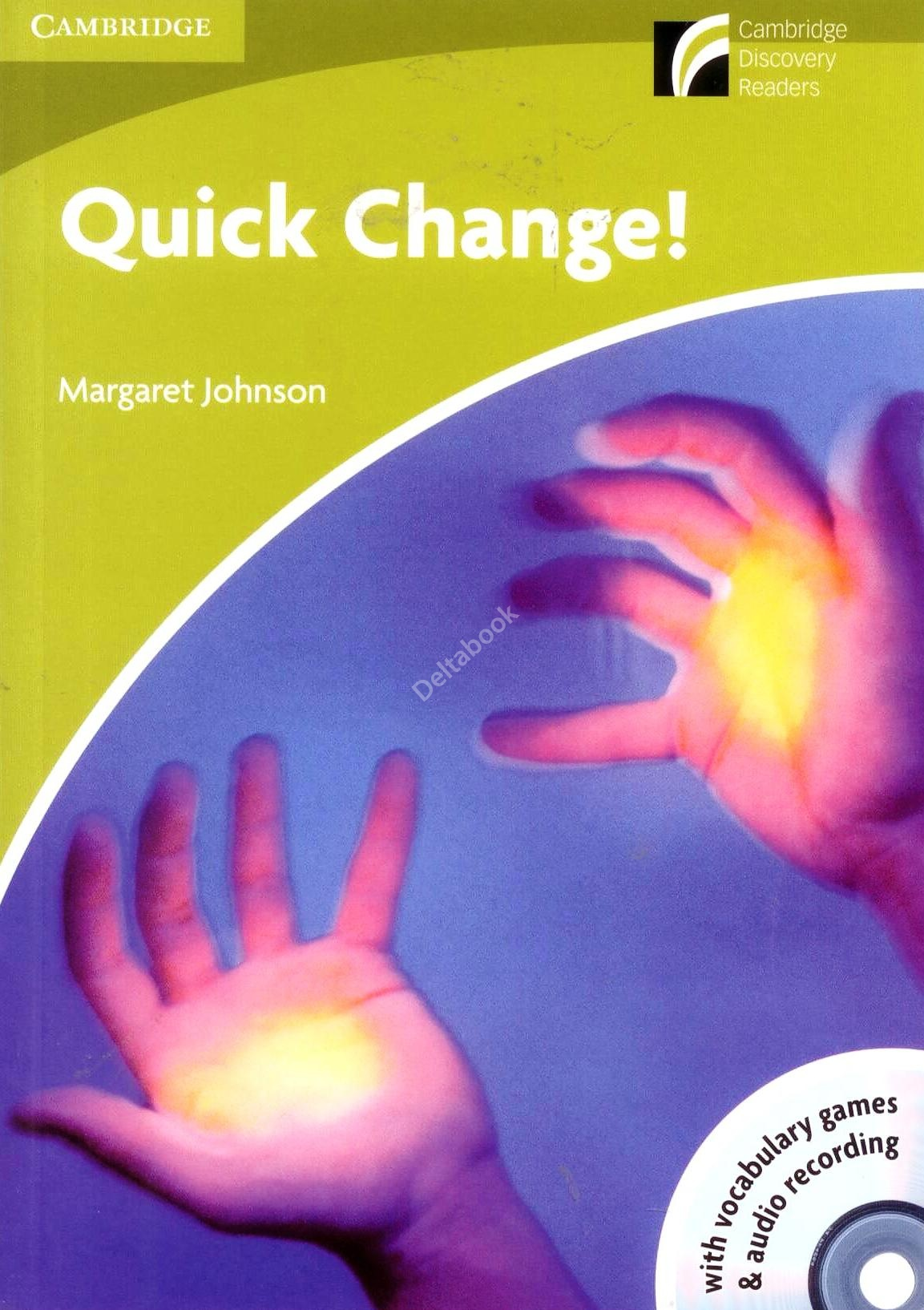Quick Change! + CD-ROM   Horror and Mystery