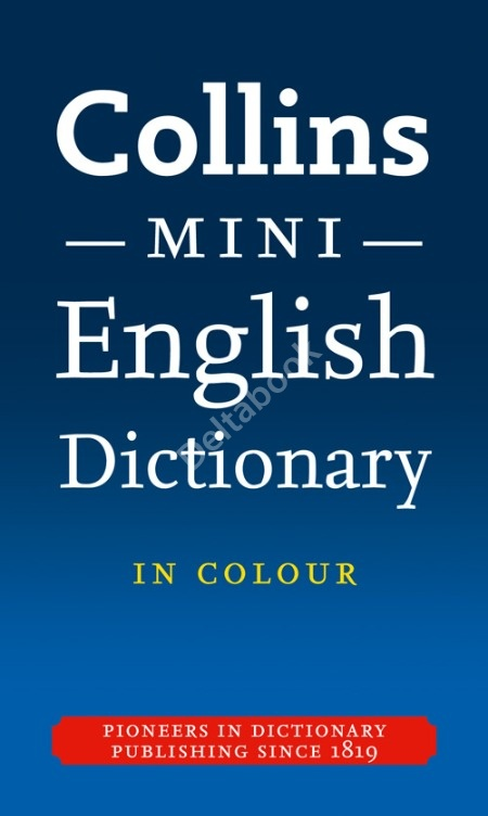 Collins Mini English Dictionary in Colour (5th Edition)