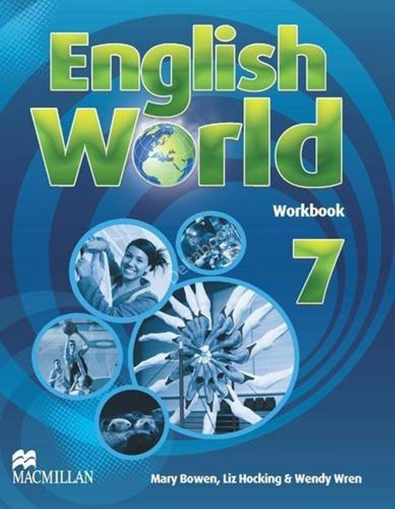 English World 7 Workbook + CD-Rom   Рабочая тетрадь