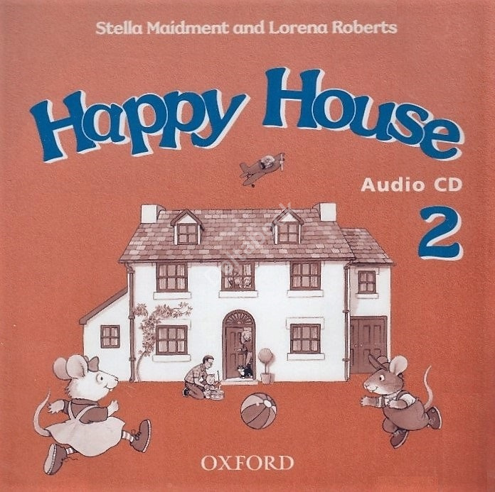 Happy House 2 Audio CD  Аудиодиск