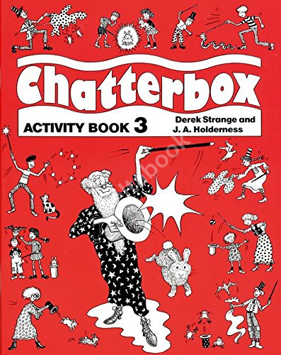 OLD Chatterbox 3 Activity Book   Рабочая тетрадь