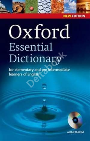 Oxford Essential Dictionary (New Edition) + CD-ROM