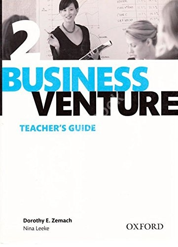 Business Venture 2 (Third Edition) Teacher's Guide   Книга для учителя