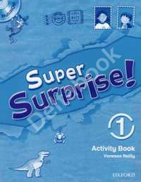 Super Surprise! 1 Activity Book & Multirom Pack  Рабочая тетрадь + MultiRom