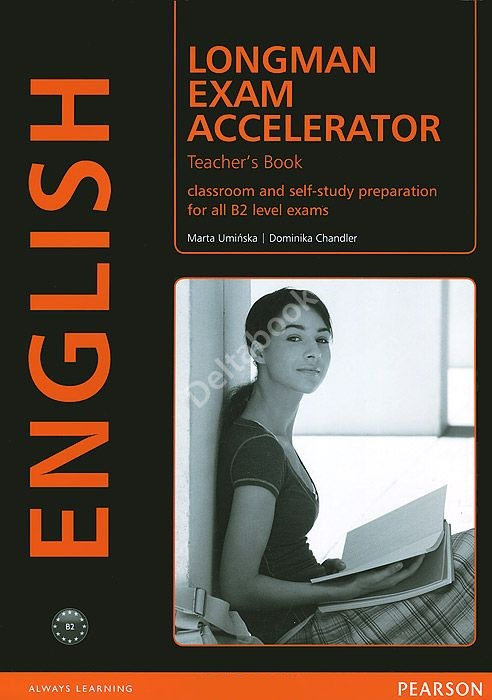 Longman Exam Accelerator Teacher's Book  Книга для учителя
