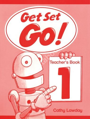 Get Set Go! 1 Teacher's Book  Книга для учителя