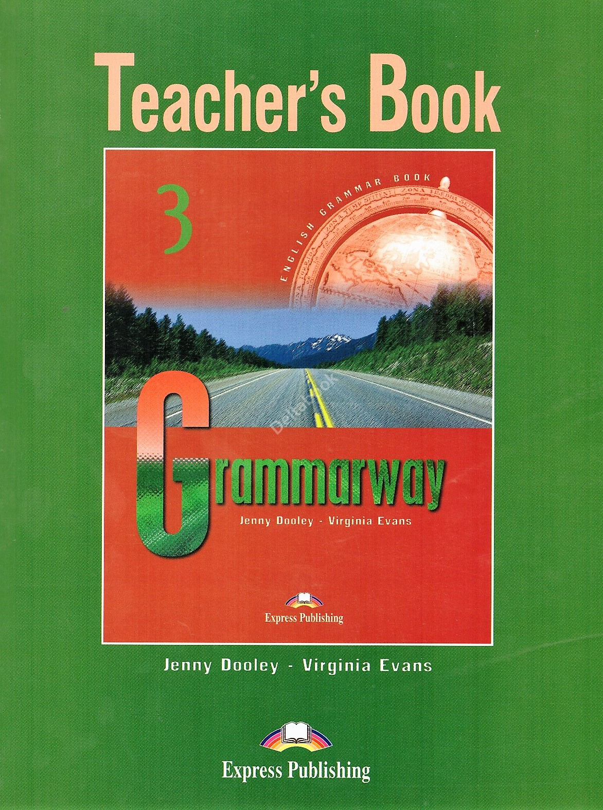 Grammarway 3 Teacher's Book  Книга для учителя