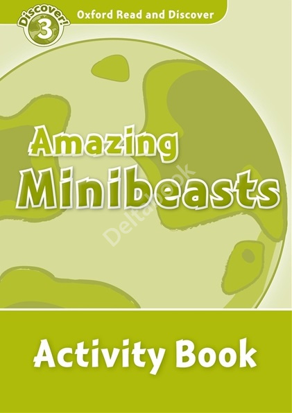 Amazing Minibeasts Activity Book