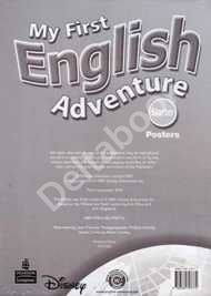 My First English Adventure Starter Posters   Постеры