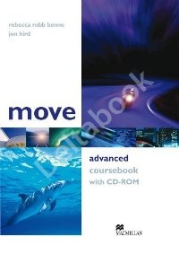 Move Advanced Coursebook + CD-ROM   Учебник + CD-ROM