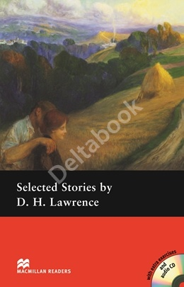 Selected Stories by D. H. Lawrence + Audio CD