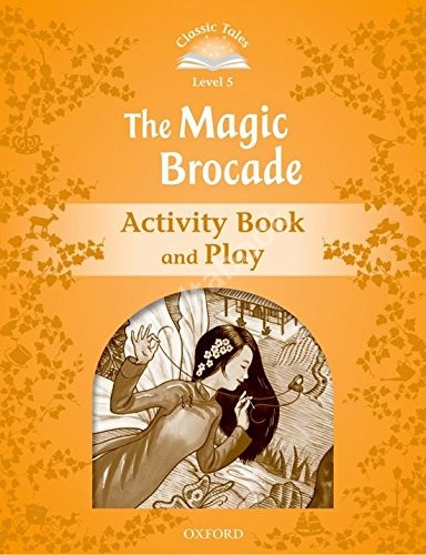 The Magic Brocade Activity Book and Play