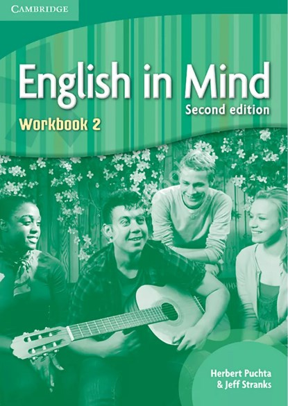 English in Mind Starter Second Edition Student's book (Herbert Puchta & Jeff Stranks)
