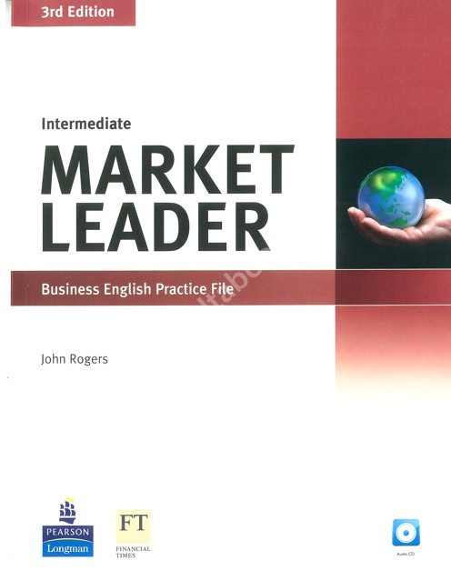 Market Leader (3rd Edition) Intermediate Practice File + Audio CD  Рабочая тетрадь